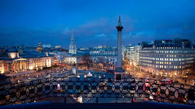 Vista Rooftop Bar Londra