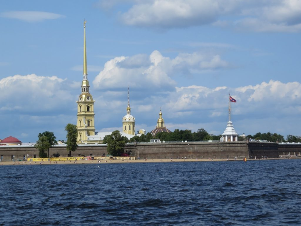 Peter Paul Kalesi (1) - St Petersburg